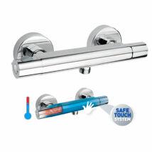 TRINITY termosztátos zuhanycsaptelep Safe Touch - FERRO