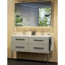 FANO K120 FALI  fürdőszoba szekrény kombináció TBOSS