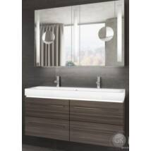 KERAMAG ICON K120 FALI 1 medencés mosdóval fürdőszoba szekrény kombináció TBOSS