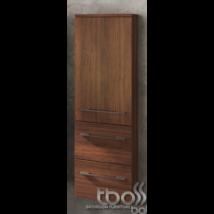 KERAMAG ICON F120 1 ajtó 2 fiók FALI kiegészítő Fürdőszobaszekrény TBOSS