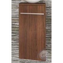 MILANO F74 1 ajtó FALI kiegészítő Fürdőszobaszekrény TBOSS