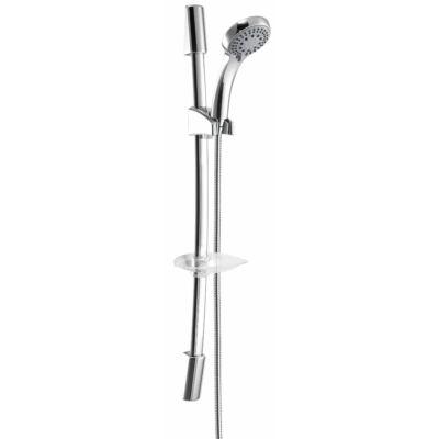 SERA zuhanyszett 5 funkciós kézizuhannyal, szappantartóval - FERRO