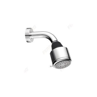 2 funkciós fejzuhany, gömbcsuklós fali zuhanykarral - FERRO