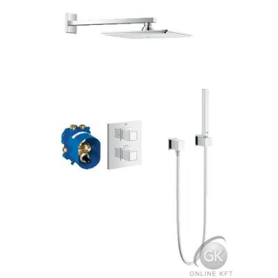 GRT Cube termosztátos zuhanyszett GROHE