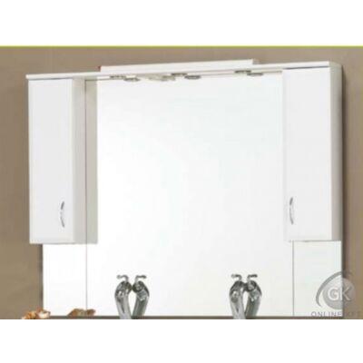 BIANKA 130 Fürdőszoba tükör szekrénnyel  TBOSS