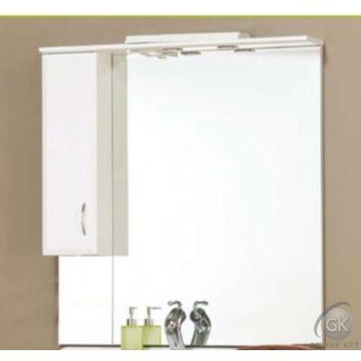 BIANKA 75 Fürdőszoba tükör szekrénnyel  TBOSS