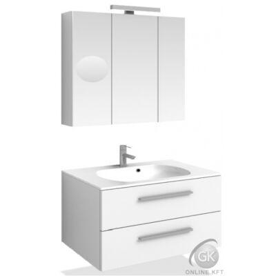 ELKA K90 FALI  fürdőszoba szekrény kombináció TBOSS