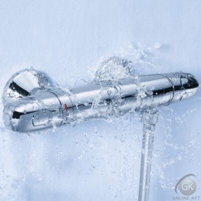 GROTHERM 1000 New  termosztátos zuhany csaptelep GROHE