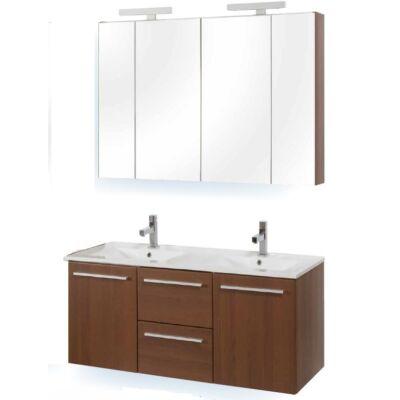 MILANO K120 FALI  fürdőszoba szekrény kombináció TBOSS