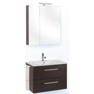 MILANO K75 FALI fürdőszoba szekrény kombináció TBOSS