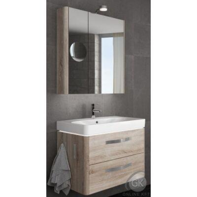 KOLO TRAFIC K75 FALI fürdőszoba szekrény kombináció TBOSS