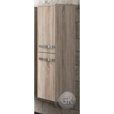 KOLO F170 1 ajtó 1 szennyestartó FALI kiegészítő Fürdőszobaszekrény TBOSS