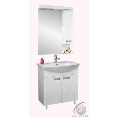 SZQUARE 65 fürdőszobaszekrény kombináció VIVA STYLE