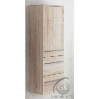 MILANO F170 1 ajtó 2 fiók FALI kiegészítő Fürdőszobaszekrény TBOSS