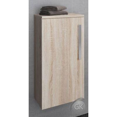 MODENA F74 1 ajtó FALI kiegészítő Fürdőszobaszekrény TBOSS