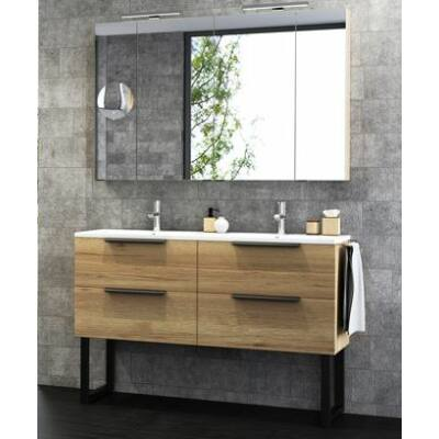 NOTO K120 FALI  fürdőszoba szekrény kombináció TBOSS