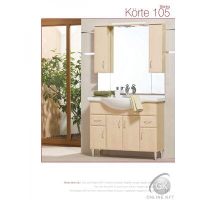 BIANKA 105 Fürdőszobaszekrény kombináció TBOSS