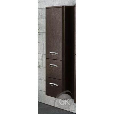 TORINO F170 1 ajtó 2 fiók FALI kiegészítő Fürdőszobaszekrény TBOSS