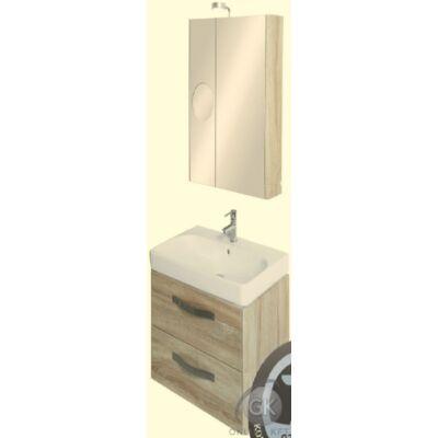 KOLO TRAFIC K45 FALI fürdőszoba szekrény kombináció TBOSS